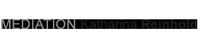 Mediation Katharina Reinhold